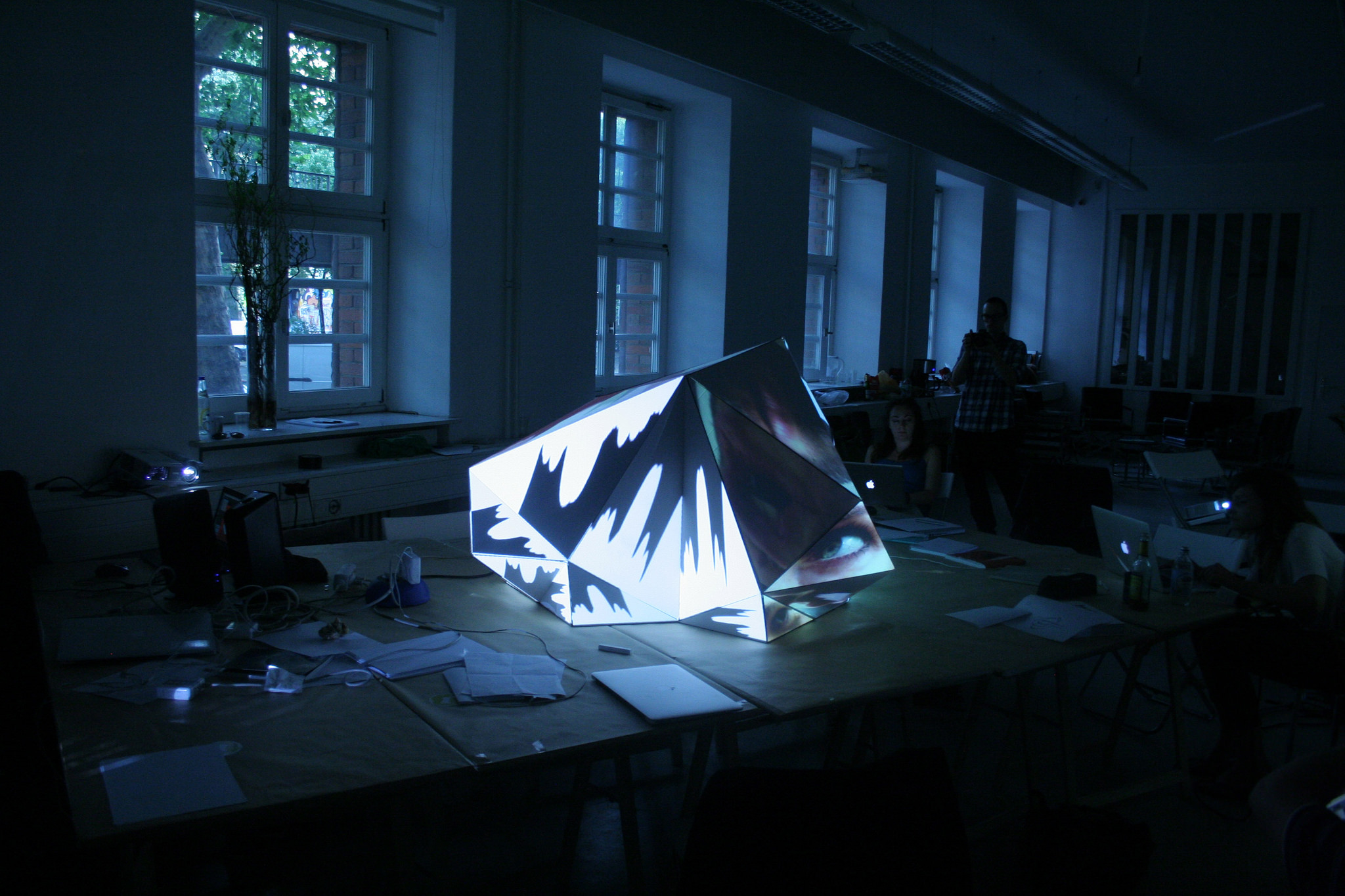 Projection Mapping On 3d Surfaces